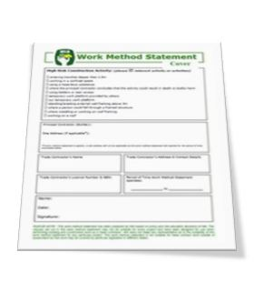 Getting the forms right - White Card Online teaches